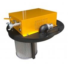 Drum Top Vacuum 100 Litre - 150 cfm RPO