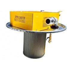 Reversible Drum Vacuum Two Way ULTRA power 180 cfm explosion proof