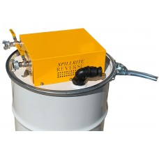 Drum Lid Vacuum 100cfm Wet RPO (dry option available)