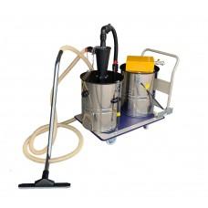 Dust Vacuum Explosion proof 100 cfm - Trolley