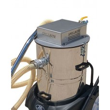 SPAV Super Stainless Steel Air Vacuum 100 cfm wet dry Explosion Proof ATEX certified