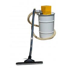 Drum Vacuum 60 litre/15 gallon 100 cfm EX