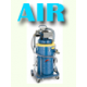 Industrial Air Powered Vacs